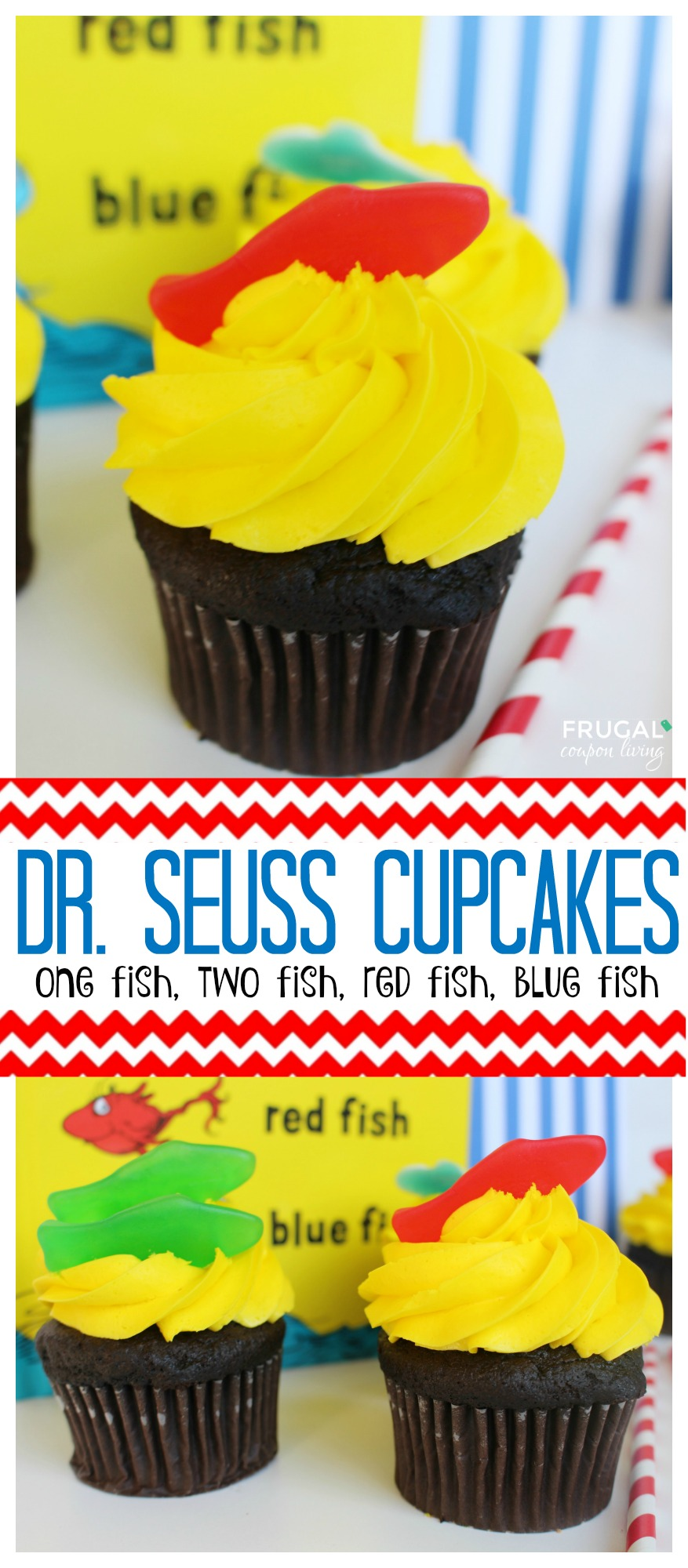 Dr-seuss-cupcakes-one-fish-two-fish-red-fish-blue-fish-frugal-coupon-living