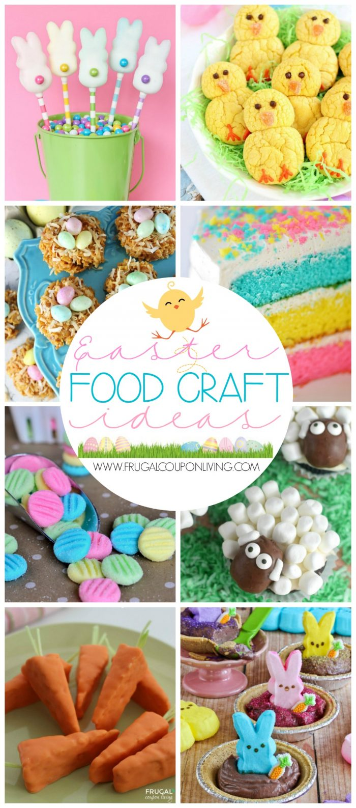 Easter Food Crafts