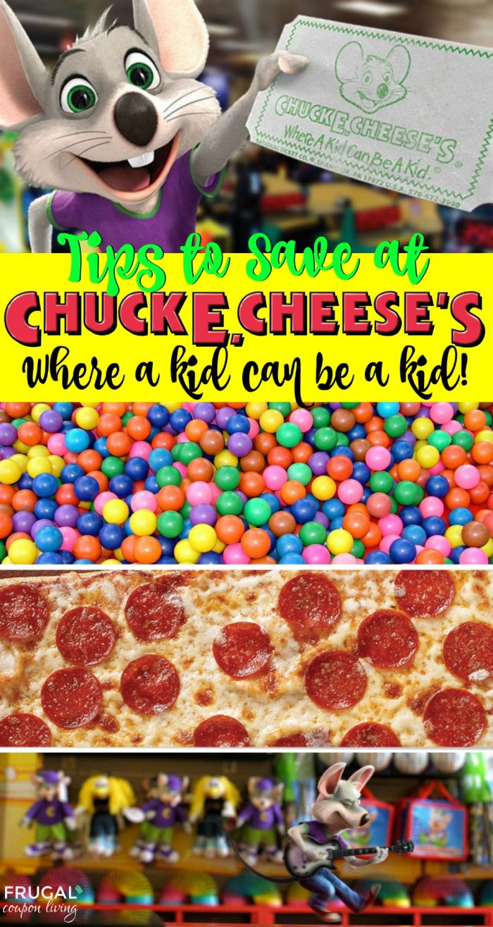 Chuck e cheese party discount coupons
