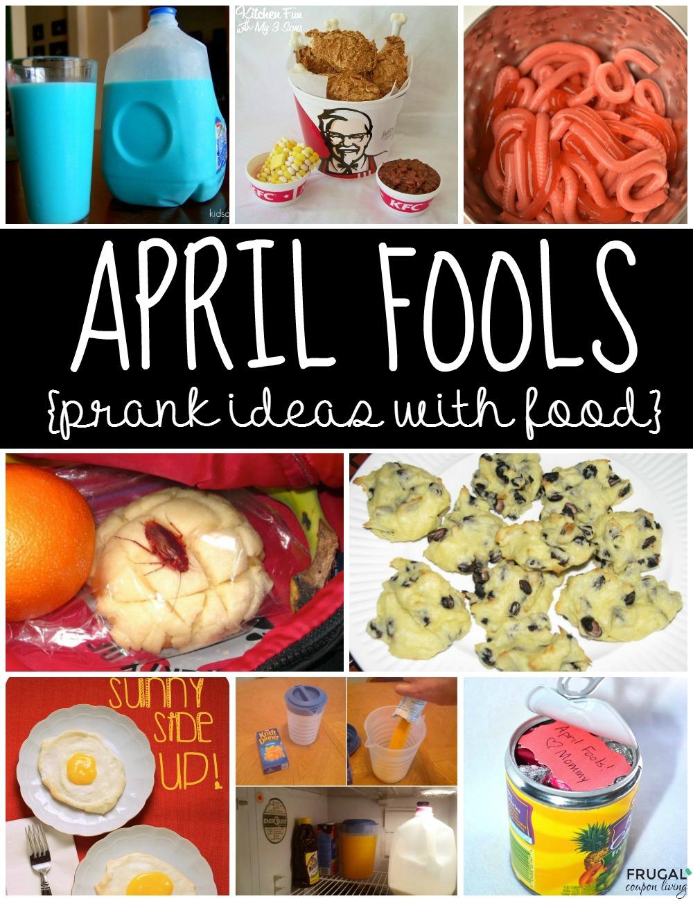 april-fools-pranks-ideas-collage-food-frugal-coupon-living