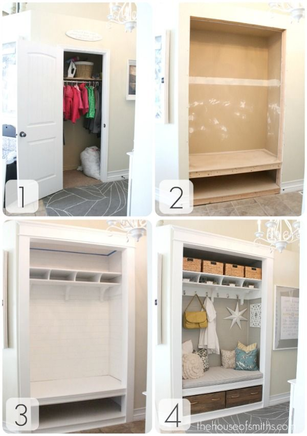 Closet Organizing Hacks Tips