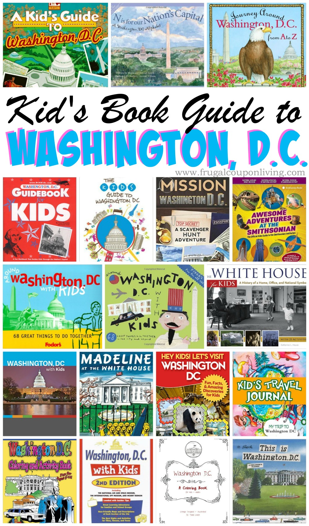 washington-dc-book-collage-guide-frugal-coupon-living