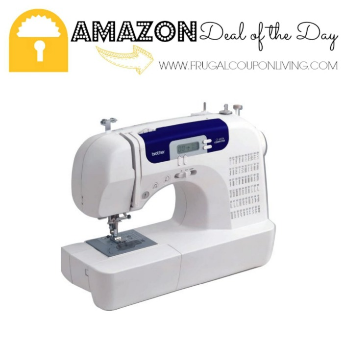 Amazon Deal Of The Day 40% Off Brother Sewing Machine Gorgeous Amazon Sewing Machines