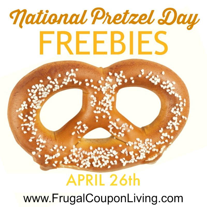 lifestyle food drink freebies deals national pretzel
