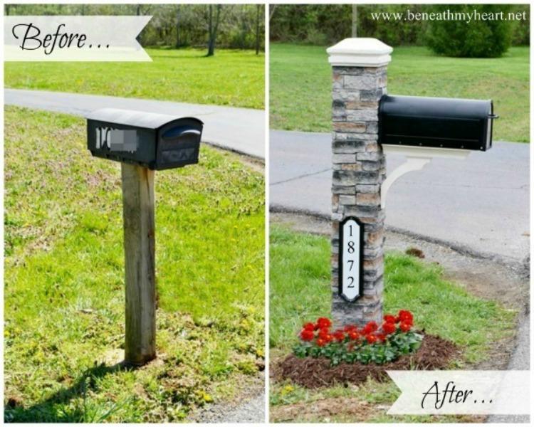 mailbox-makeover