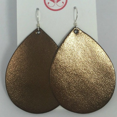 metallic-leather-earrings-espresso