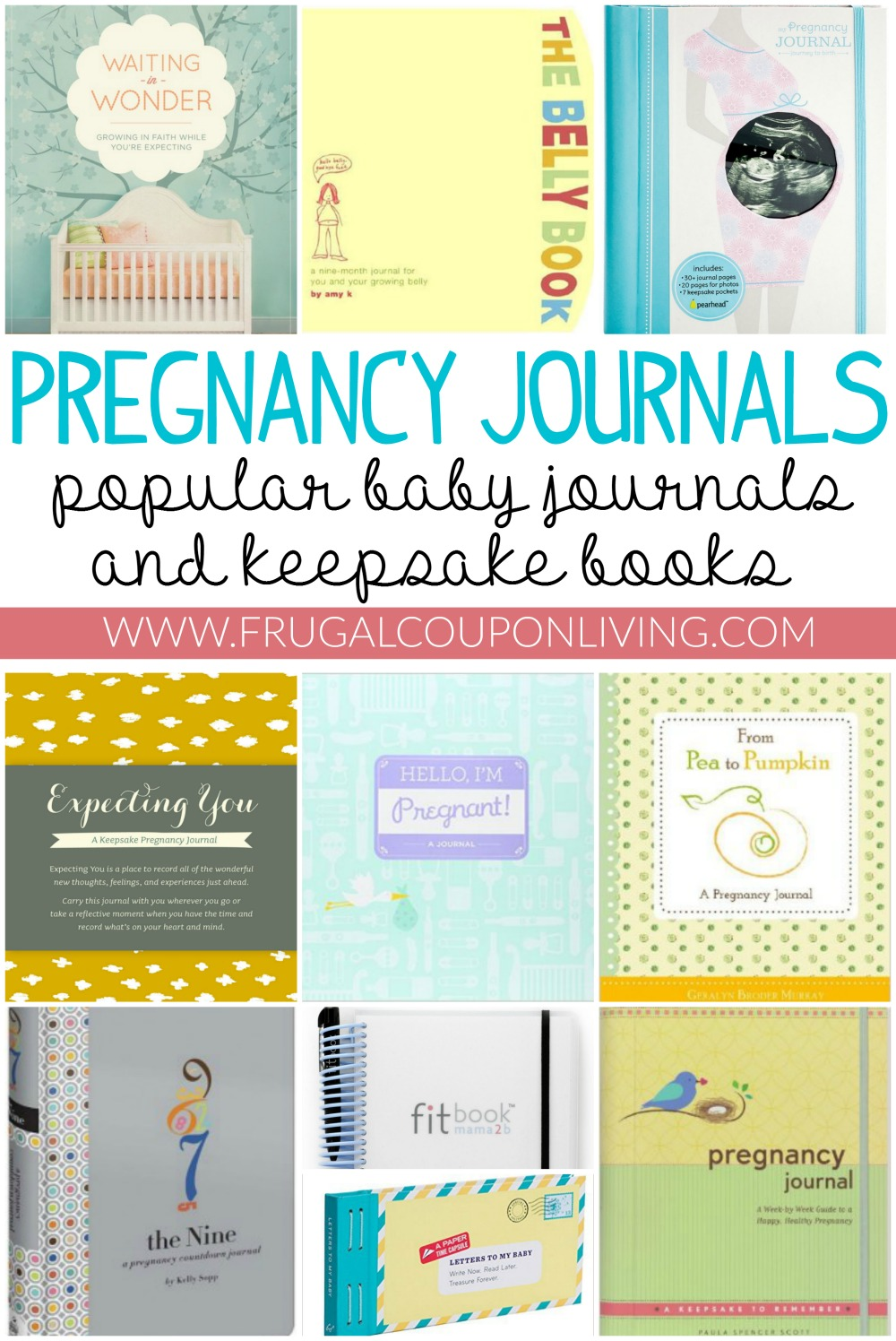 pregnancy-journals-collage-frugal-coupon-living