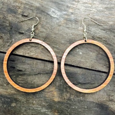 Joanna Gaines Earrings Inspired By The Host Of Fixer Upper