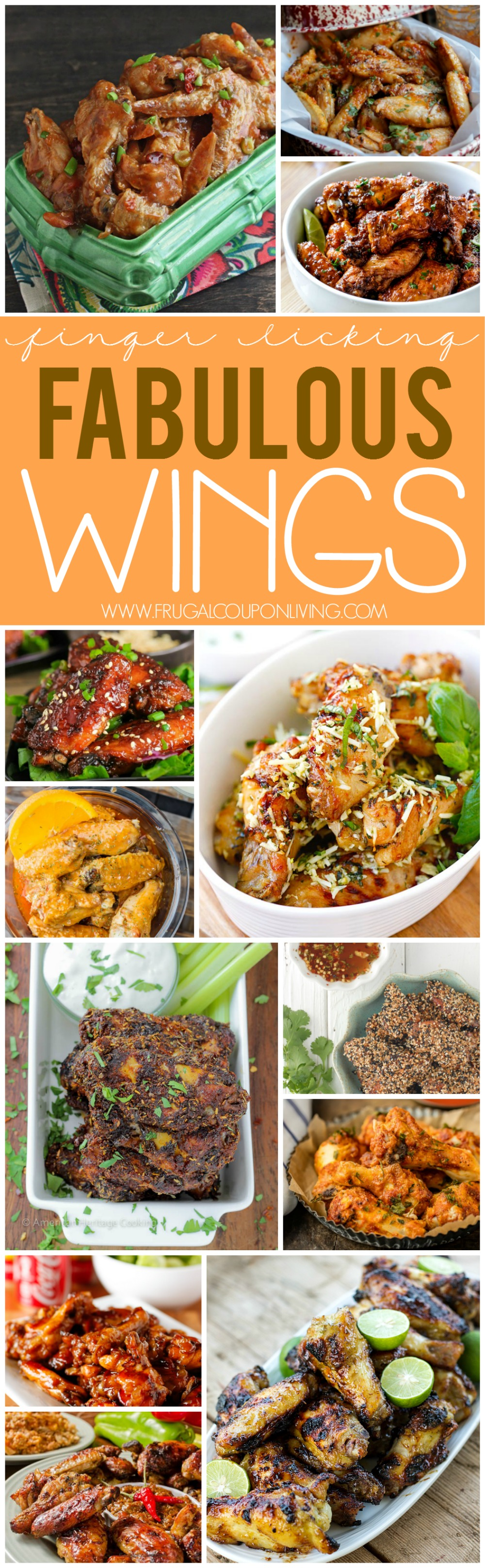 Fabulous-Wing-Recipes-Collage-Frugal-coupon-living