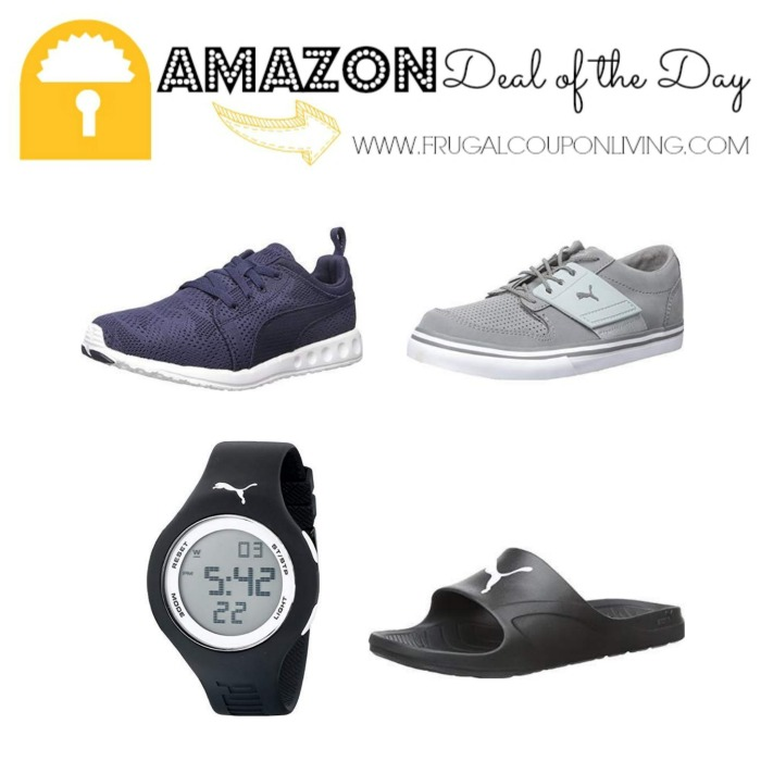 Amazon Deal of the Day  Up To 50% Off Puma Athletic Shoes c201119c39fa