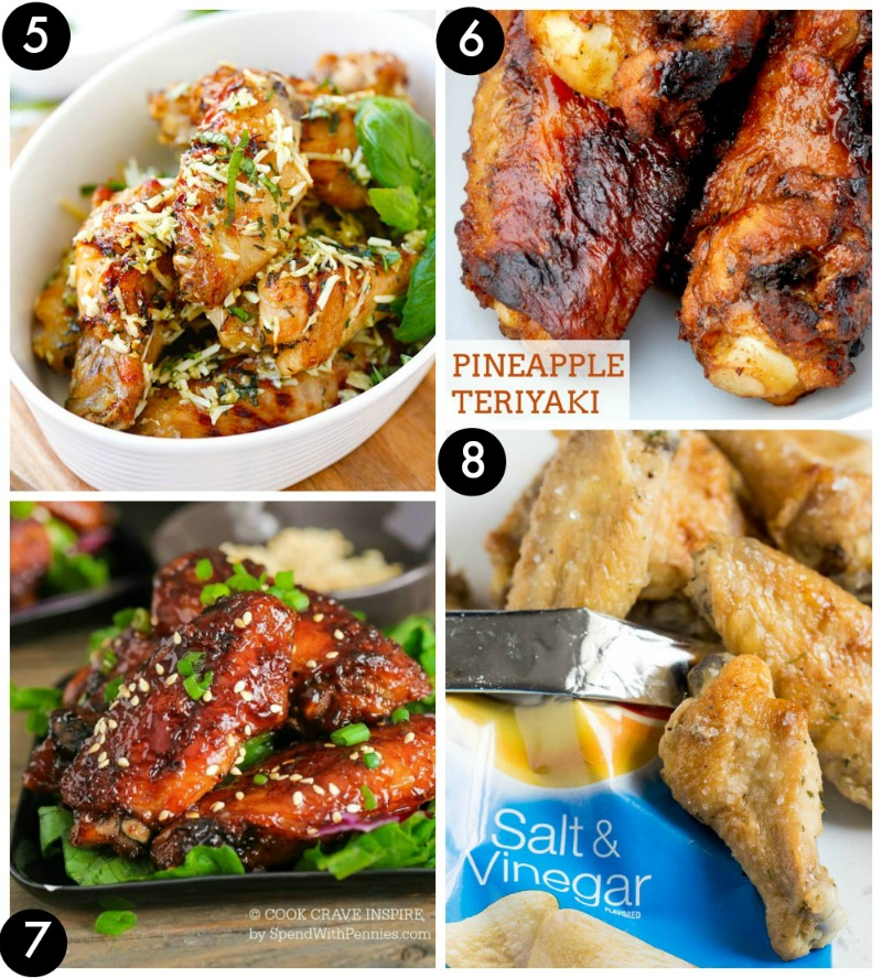 chicken-wings-recipe-collage-2-frugal-coupon-living