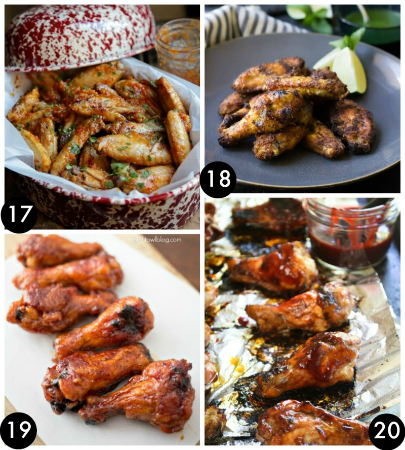 chicken-wings-recipe-collage-5-frugal-coupon-living