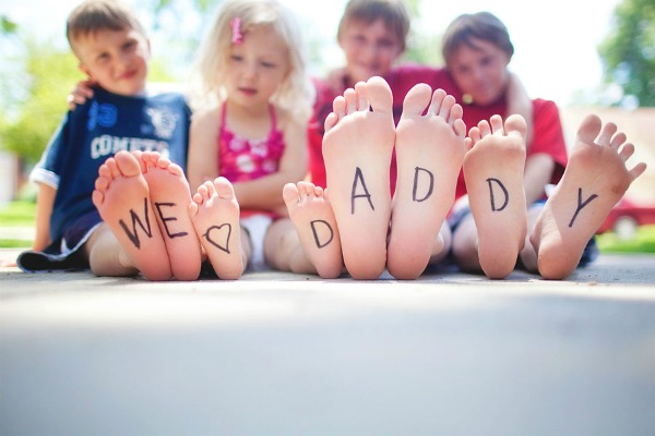 love-daddy-feet