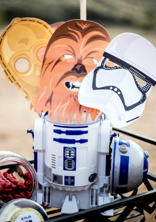 Star Wars Party Ideas And Freebies