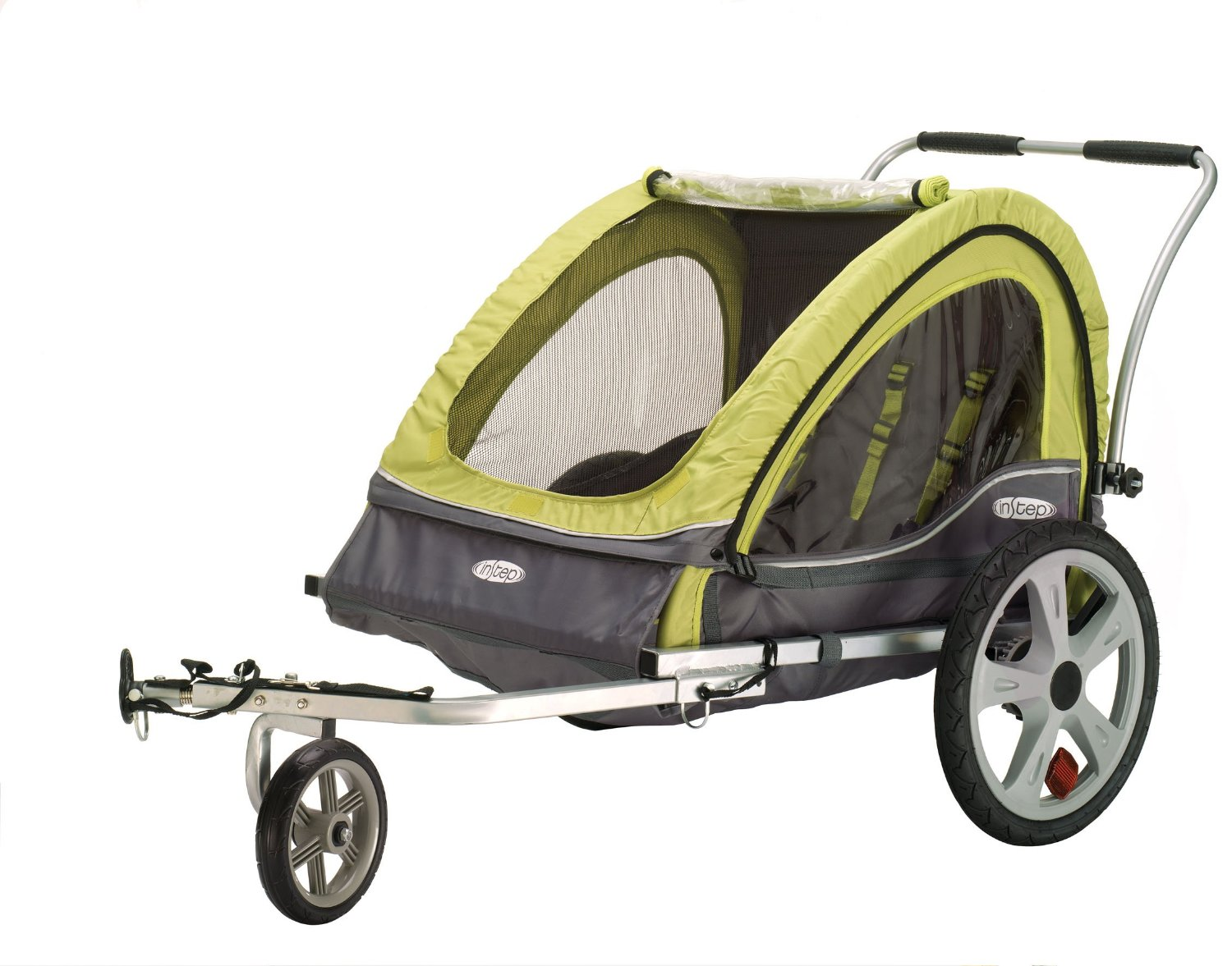 InStep Sierra Double Bicycle Trailer only $98.35 + FREE ...