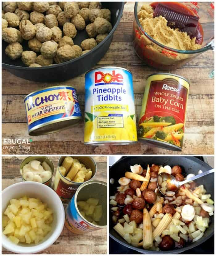 Asian-Pineapple-Meatballs-Recipe-Ingredients-Frugal-Coupon-Living