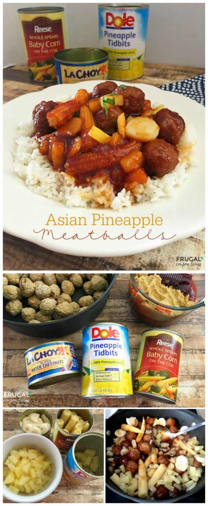 Asian-Pineapple-Meatballs-Recipe-pinterest-Frugal-Coupon-Living
