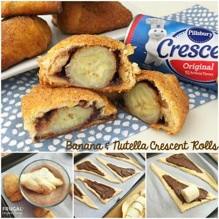 Easy chocolate croissants recipe