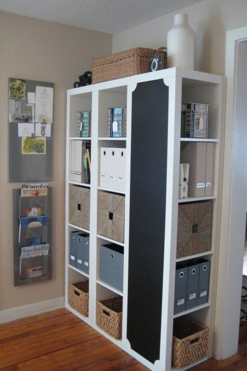 bookshelf-command-center