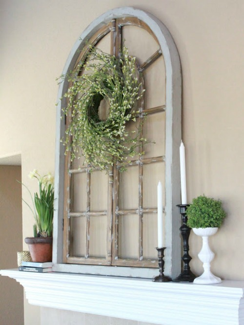 wreath-frame