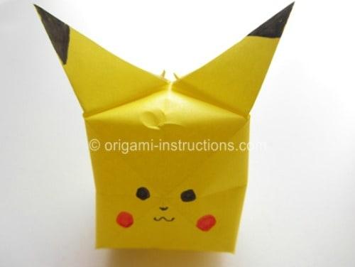 07-pikachu-origami