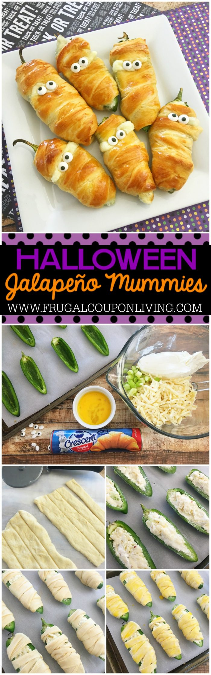 Halloween-Jalapeño-Mummies-long-collage-frugal-coupon-living