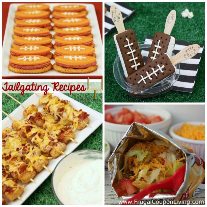 Football Tailgate Food Recipes