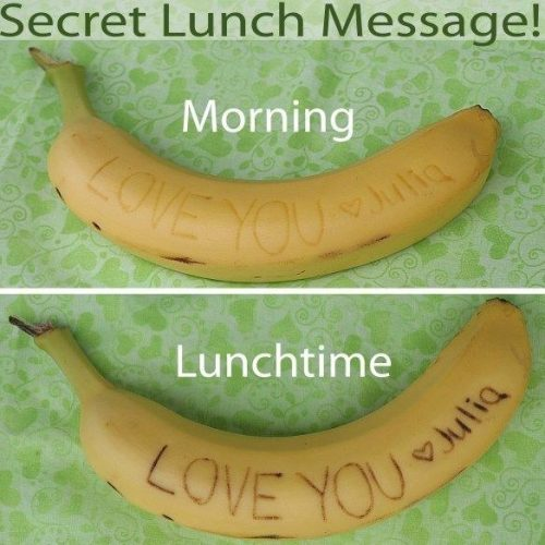 banana-message