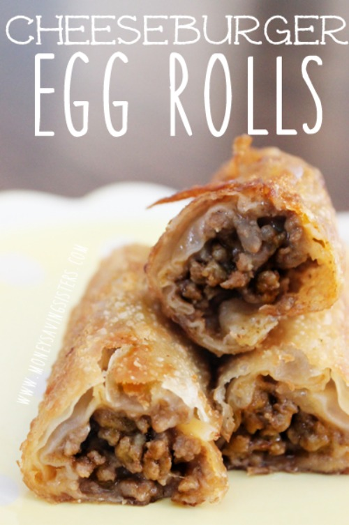 cheeseburger-egg-rolls