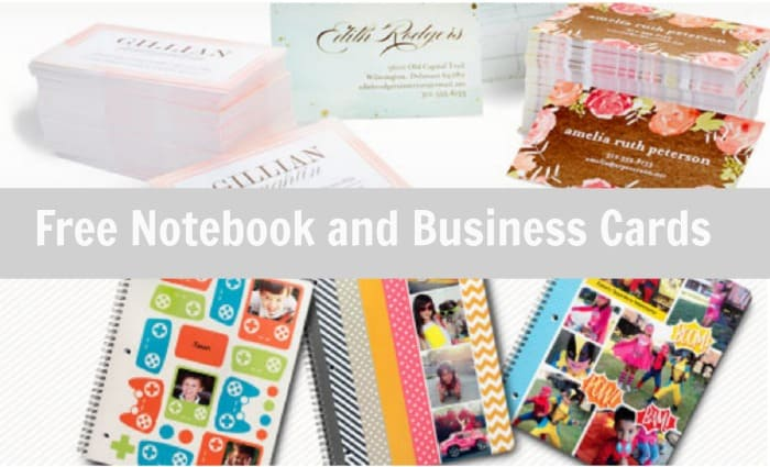 notebook cards