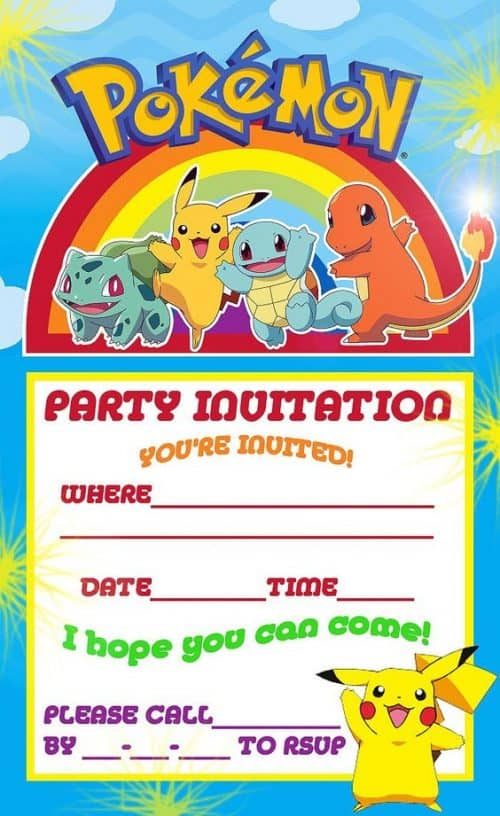 pokemon-invite