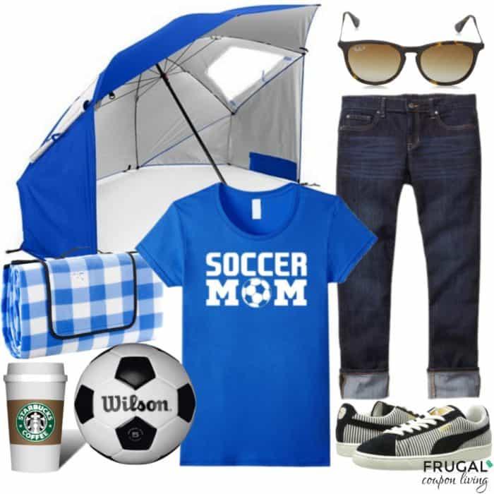 b2b5e131f Frugal Fashion Friday Soccer Mom Outfit
