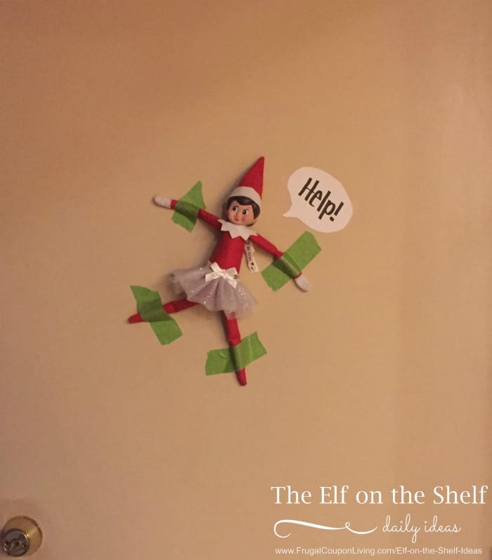 elf-help-tape-wall-frugal-coupon-living-elf-on-the-shelf-ideas
