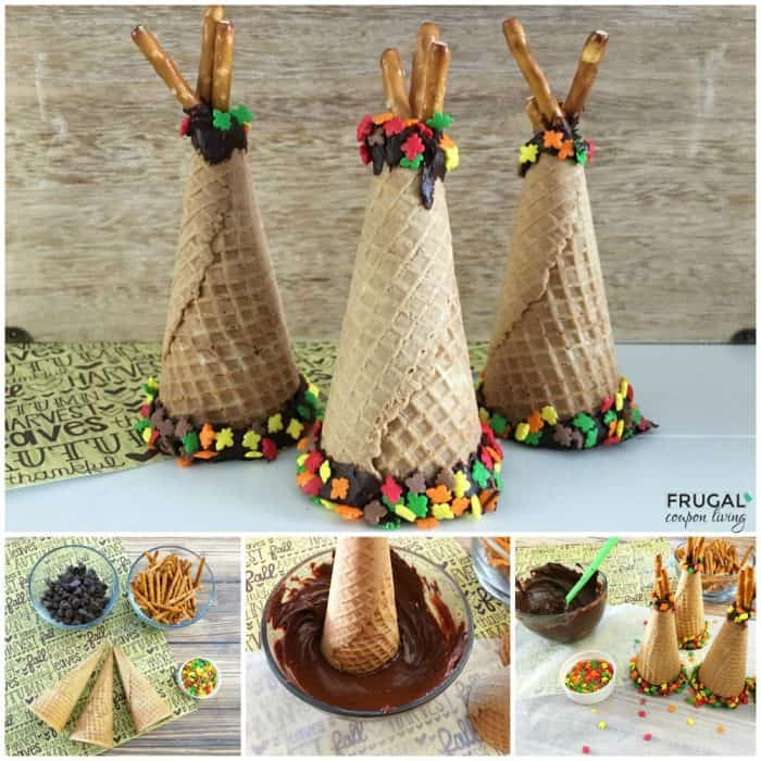 Ice-Cream-Cone-Teepees-FB-Collage-Frugal-Coupon-Living