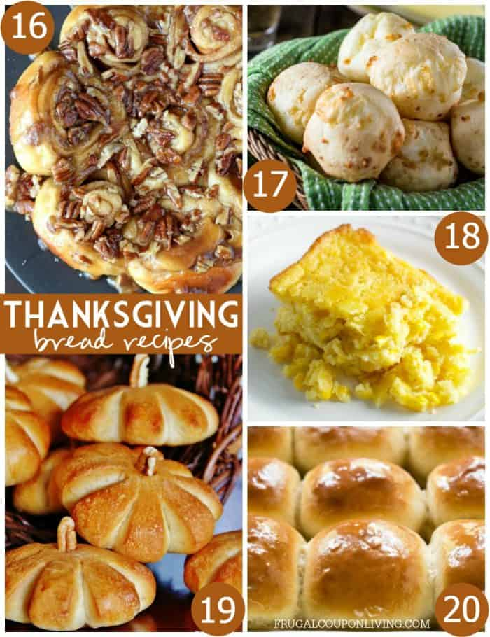 Thanksgiving-Bread-Collage-frugal-coupon-living