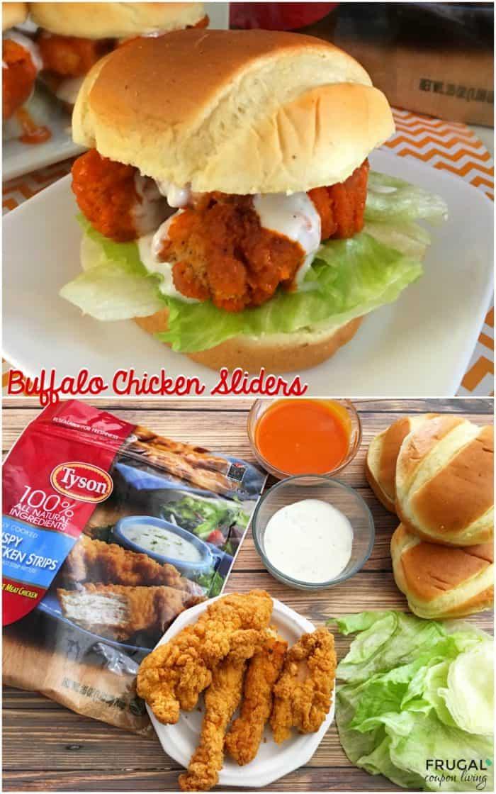 Tyson-Buffalo-Chicken-Slider-Recipe-Frugal-Coupon-Living-short