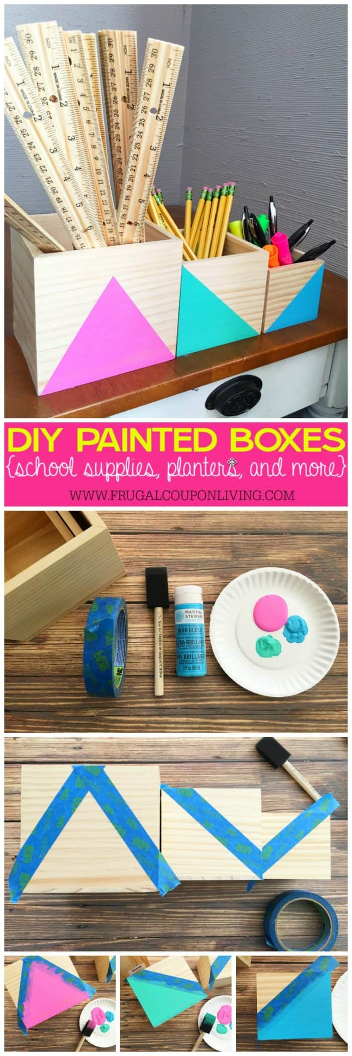 DIY-Painted-Boxes-frugal-coupon-living-long