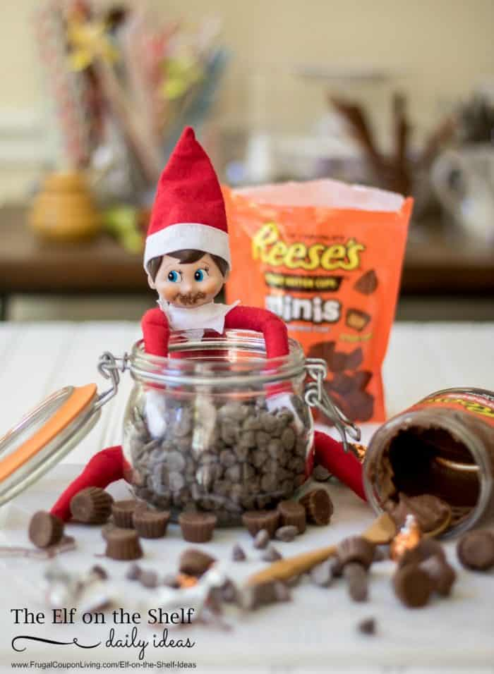elf-chocolate-overdose-elf-on-the-shelf-ideas-frugal-coupon-living