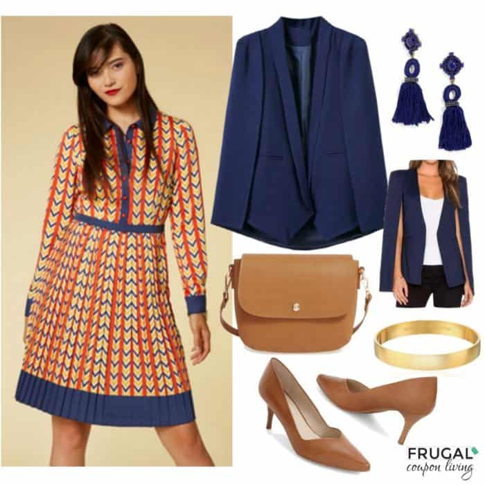 orange-and-navy-work-outfit-frugal-coupon-living-frugal-fashion-friday