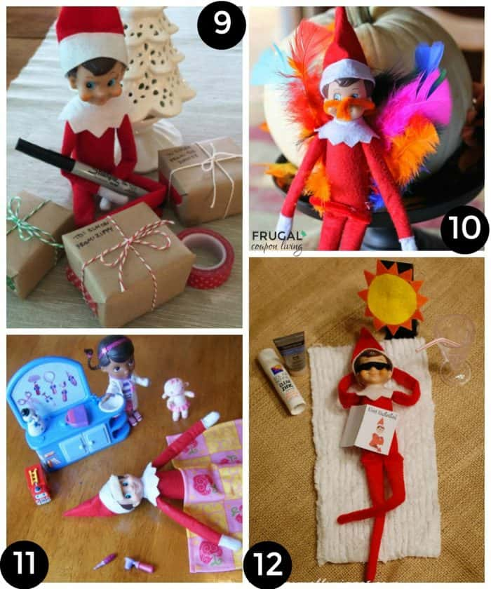 elf-on-the-shelf-ideas-collage-3-frugal-coupon-living