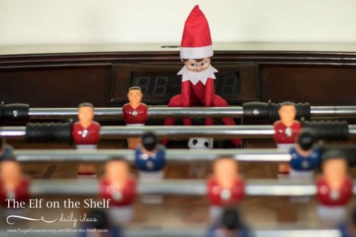 foosball-table-frugal-coupon-living-elf-on-the-shelf-ideas