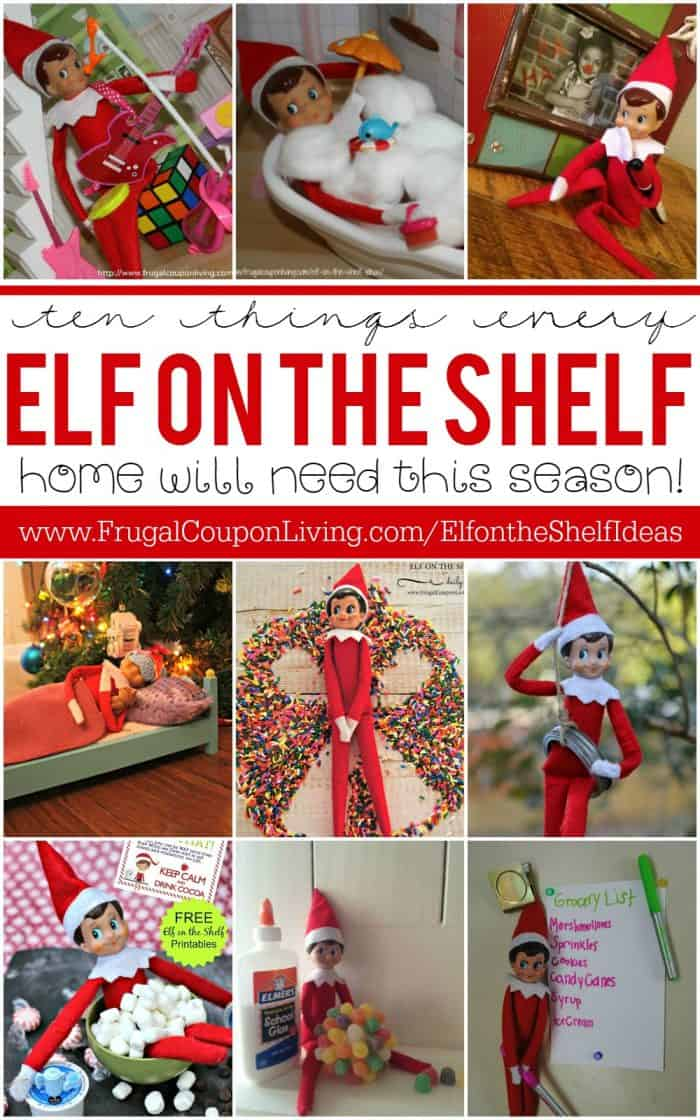 10-things-mom-needs-elf-on-the-shelf-ideas-frugal-coupon-living-collage