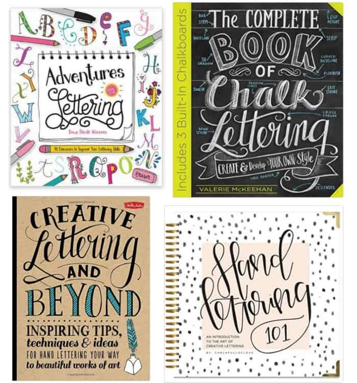 creative letters creative lettering books and markers 21235 | creative lettering books