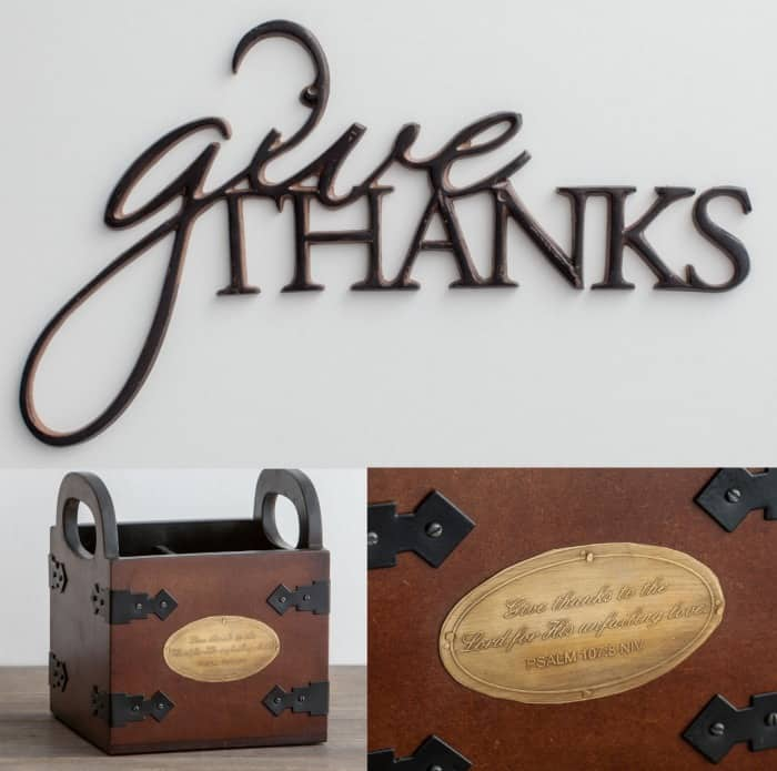Dayspring flash sale on thanksgiving decor - Thanksgiving decorations on sale ...