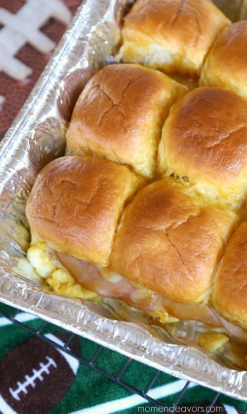 egg-ham-cheese-sliders