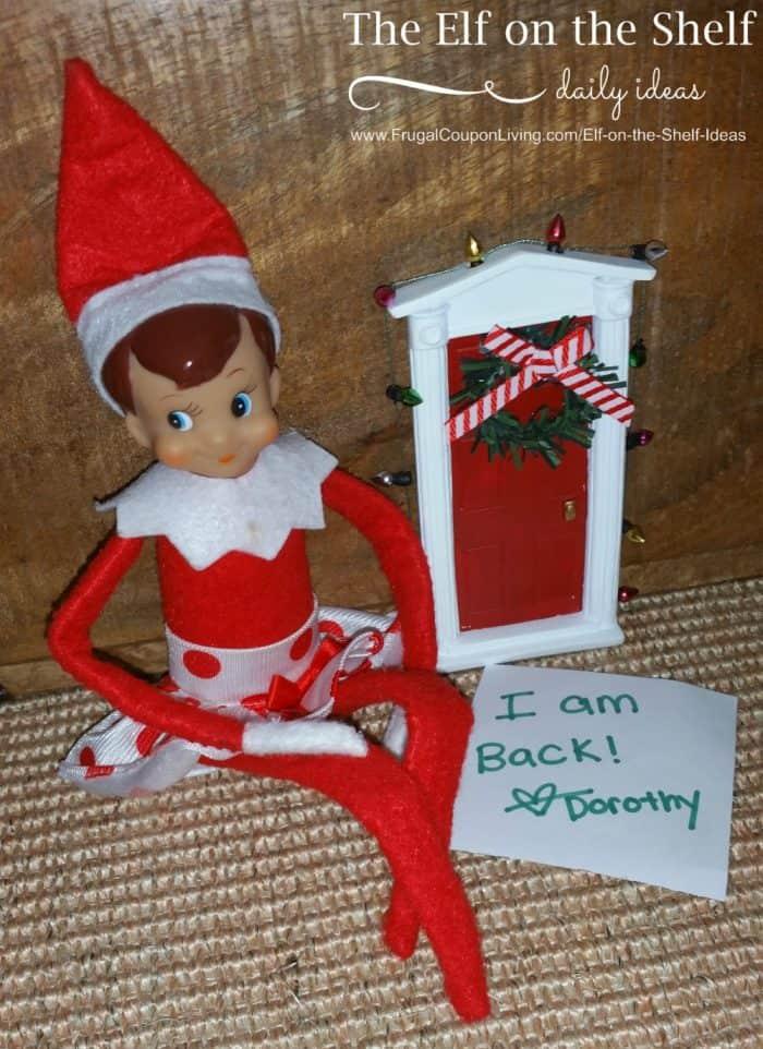 elf-returns-door-elf-on-the-shelf-ideas-frugal-coupon-living