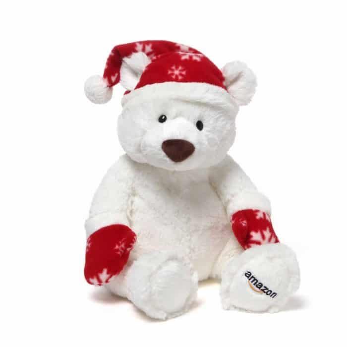 gund holiday bear