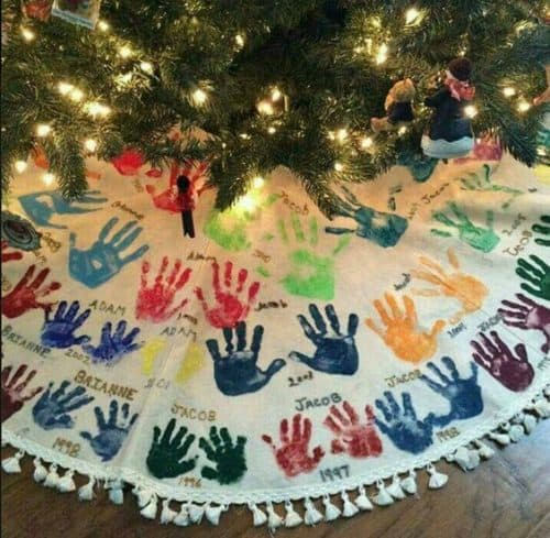 25 christmas traditions to start right now for How did the christmas tree tradition start