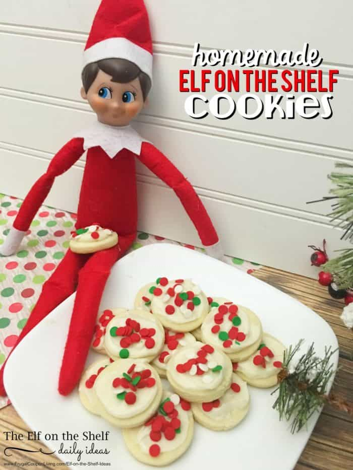 homemade-elf-cookies-elf-on-the-shelf-ideas-frugal-coupon-living