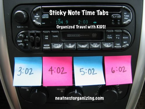 sticky-notes-car-hack-road-trip